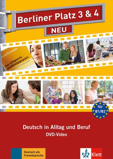 berliner platz neu f r den beruf lehrwerk deutsch als. Black Bedroom Furniture Sets. Home Design Ideas